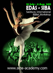 SIBA 2011 - Salzburg International Ballet Workshop